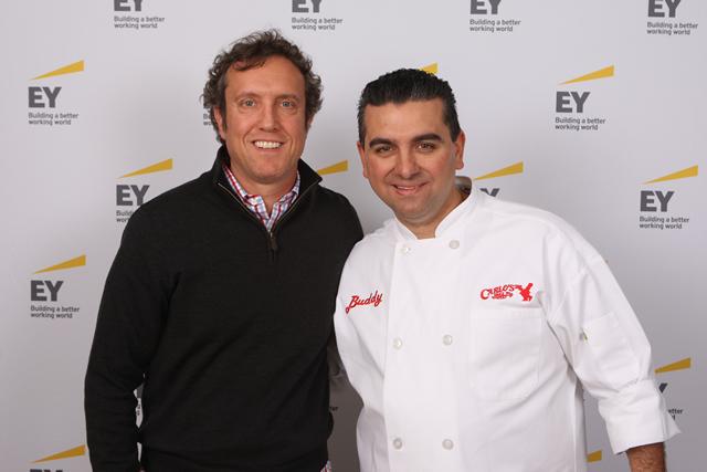 "Chef Buddy ""Cake Boss"" Valastro"