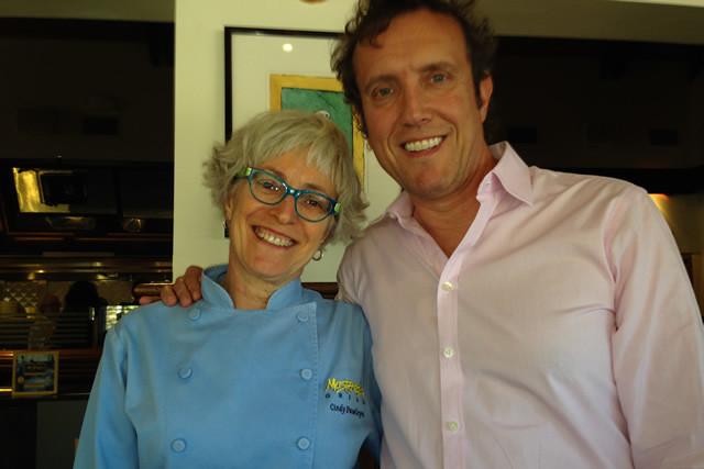 Chef Cindy Pawlcyn