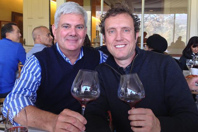 Jon Priest, Winemaker, Etude Wines