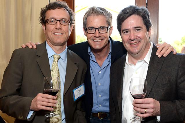 Kyle MacLachlan, Ray Isle/Exec Wine Editor, Food & Wine