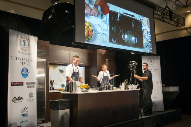 Curtis Stone, Culinary Demonstrations
