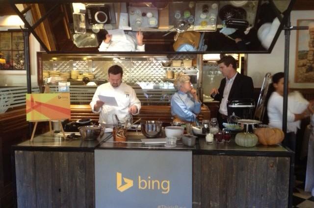 Microsoft Bing Sponsor