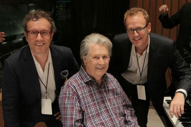 Doug Richter, Brian Wilson, Herb Agner