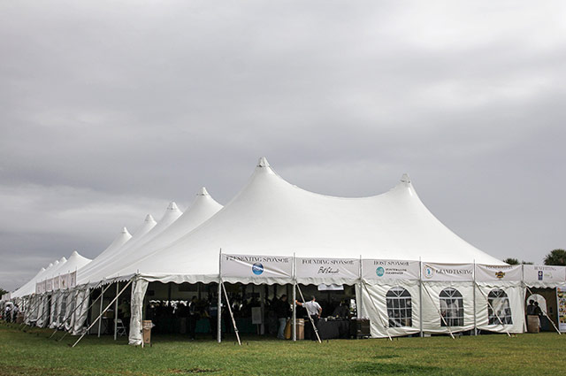 Grand Tasting Tents