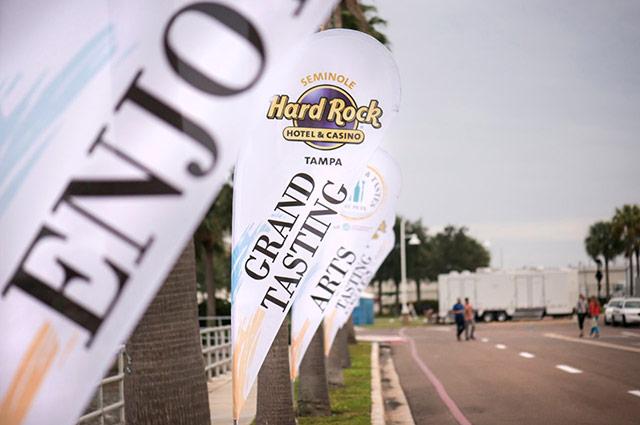 Hard Rock Casino Sponsor
